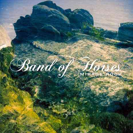 MIRAGE ROCK BY BAND OF HORSES (CD)